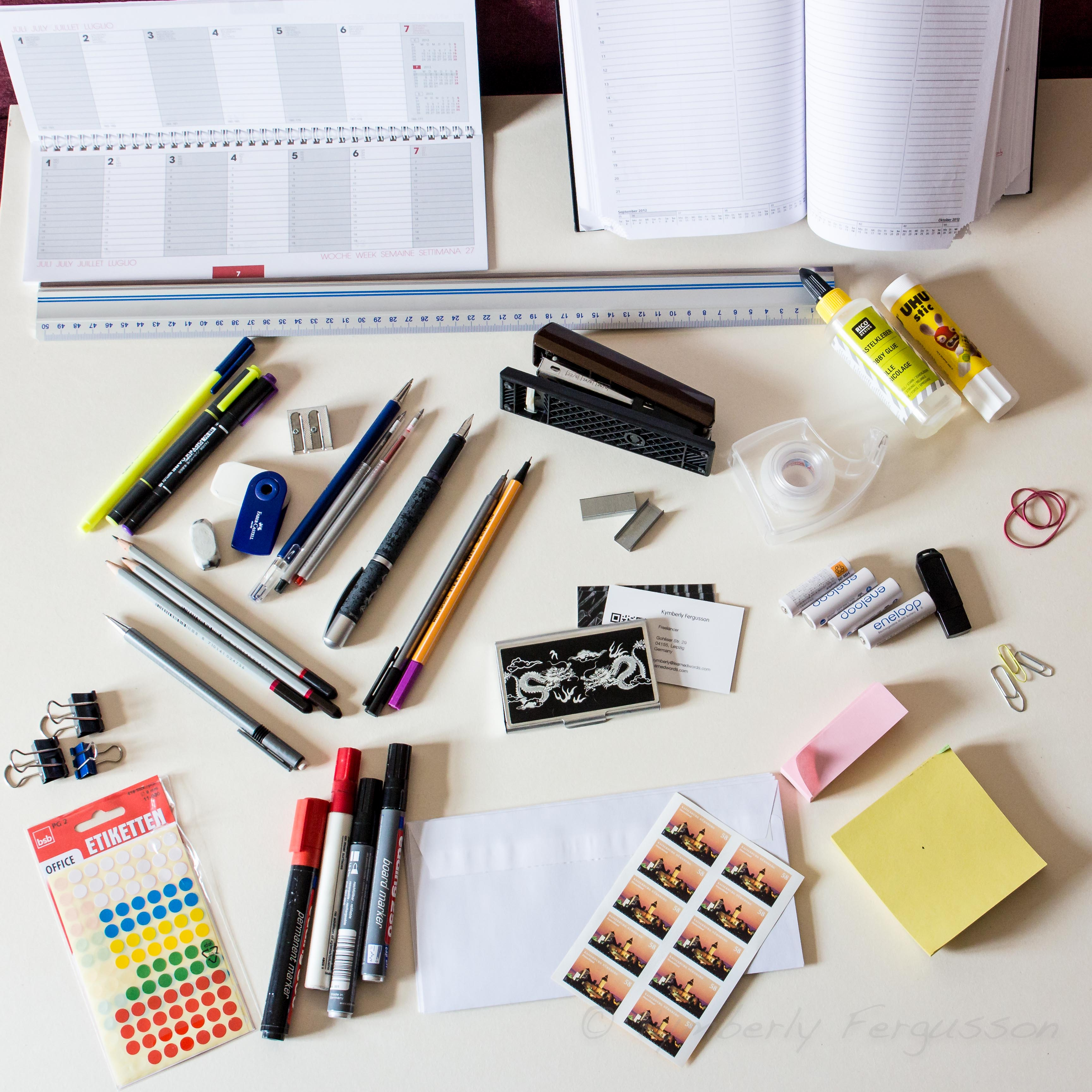 common-office-supplies